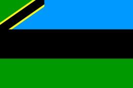 zanzibar vlag